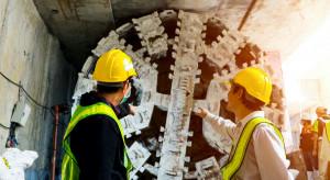 Drążenie wielkiego tunelu pod Łodzią ruszy w połowie roku