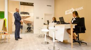 Nowe usługi finansowe w Manufakturze: placówka Getin oraz trzeci kantor