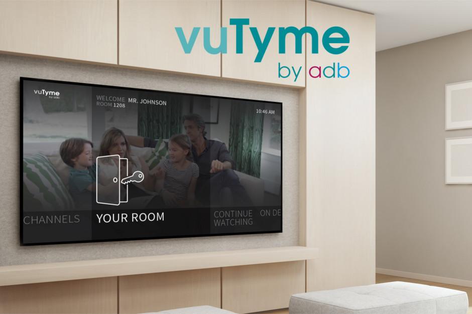 ADB i Ruben Hotel wdrażają system vuTymeTM