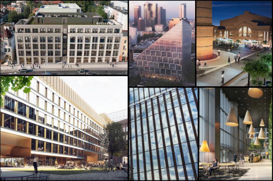 Jak tworzy się biurowce XXI wieku?