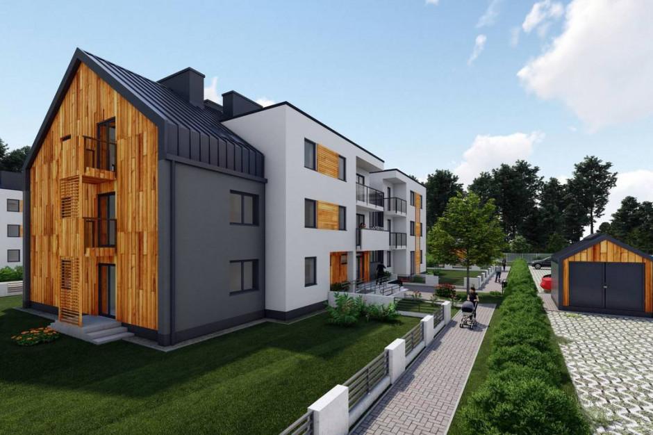 Apartamenty Dziwnów: projekt między morzem a zalewem