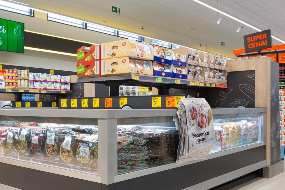 Kolejna sieć sklepów wprowadza program przeciw marnowaniu żywności