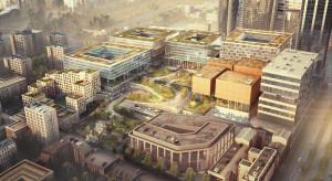 Towarowa 22 zielonymi dachami będzie oczyszczać powietrze w mieście
