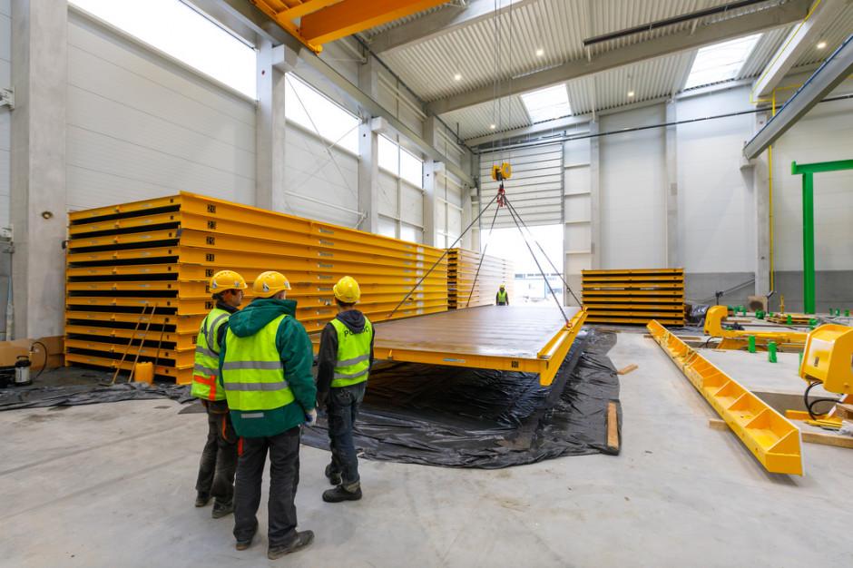 Na terenie Pomorskiej SSE powstała jedna z najnowocześniejszych fabryk w Europie