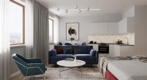 UpRiver: nad Wisłą powstaje apartamentowiec z mieszkaniami na wynajem