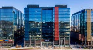 Biurowy Neon nową siedzibą dla Ergo Reiseversicherung