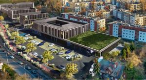 Rusza budowa centrum handlowego Swoja Olimpia na wrocławskich Swojczycach
