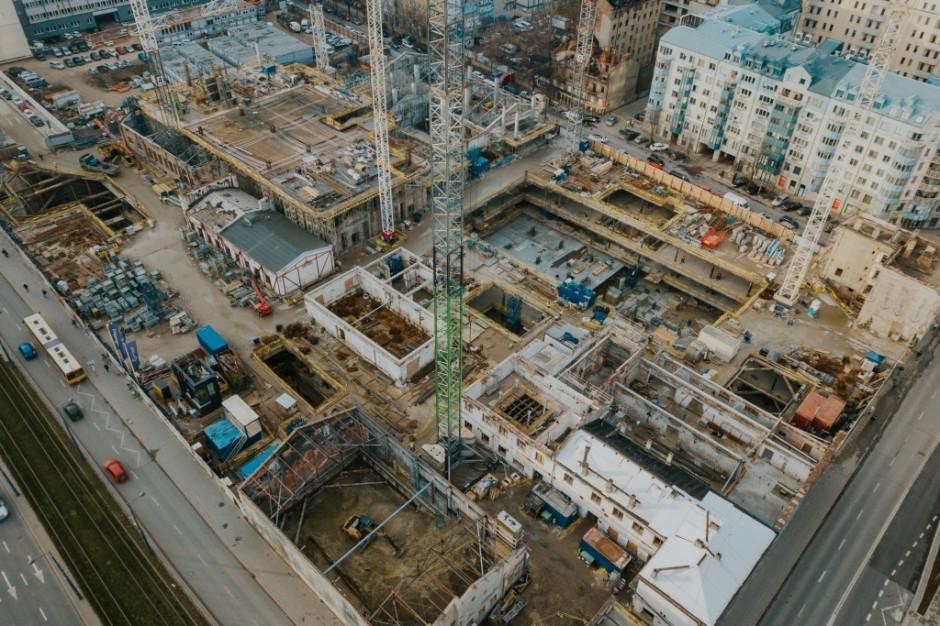 Zaglądamy na plac budowy Fabryki Norblina