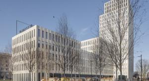 Nowa wieża biurowa na horyzoncie Mokotowa. Siedziba TDT już gotowa