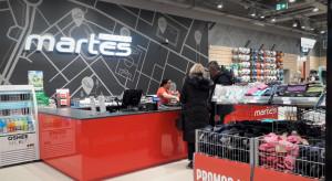 Uroczyste otwarcie sklepu Martes Sport w Galerii Wisła