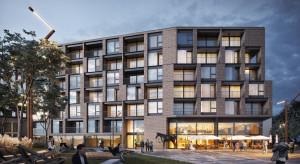 Pierwszy krok na budowie inwestycji Chlebova Apartamenty