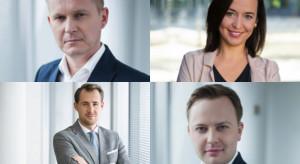Czterech nowych dyrektorów w Cushman & Wakefield