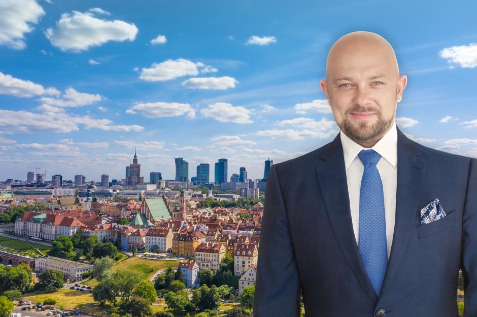 Warszawski rynek biurowy wciąż bije rekordy, a najemcy żywo na nie reagują