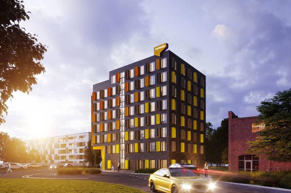 Wkrótce ruszy budowa aparthotelu Legnicka 60C