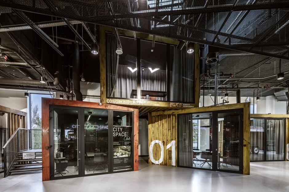 CitySpace rozpycha się na rynku elastycznych powierzchni biurowych