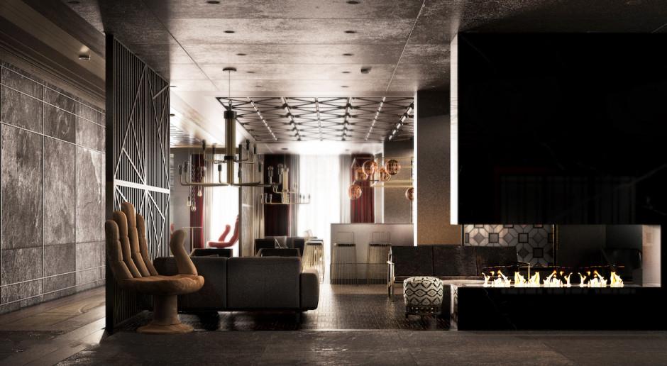 Nosalowy Park Hotel & SPA widoczny w internecie