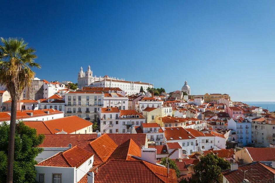 Rekordowa liczba turystów w Portugalii. Urlopowicze preferowali kwatery prywatne