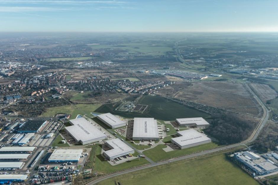 Panattoni rośnie we Wrocławiu. Pierwszy etap City Logistics Wrocław wynajęty w całości
