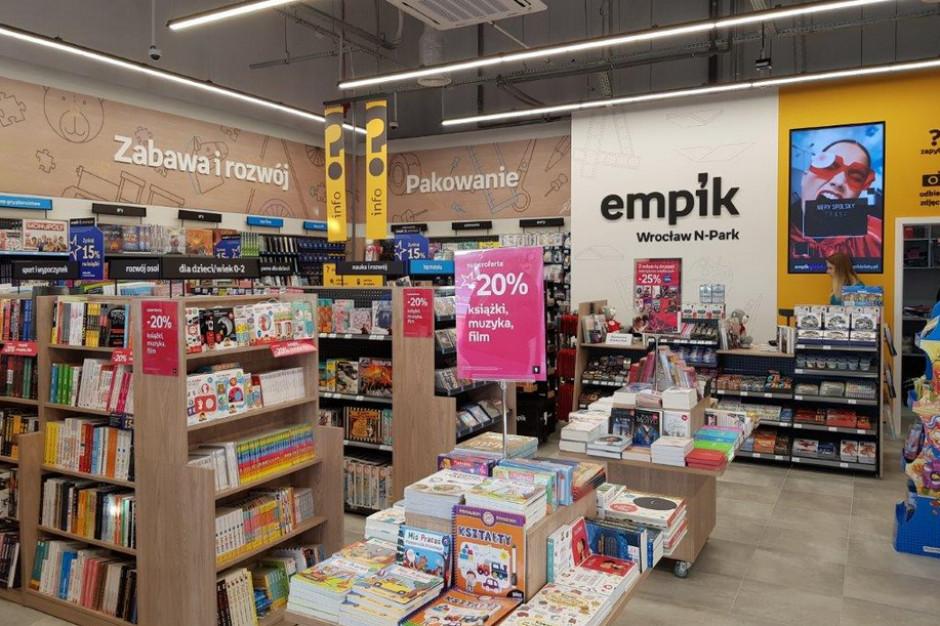 Trzy lutowe otwarcia początkiem tegorocznej ekspansji salonów Empik