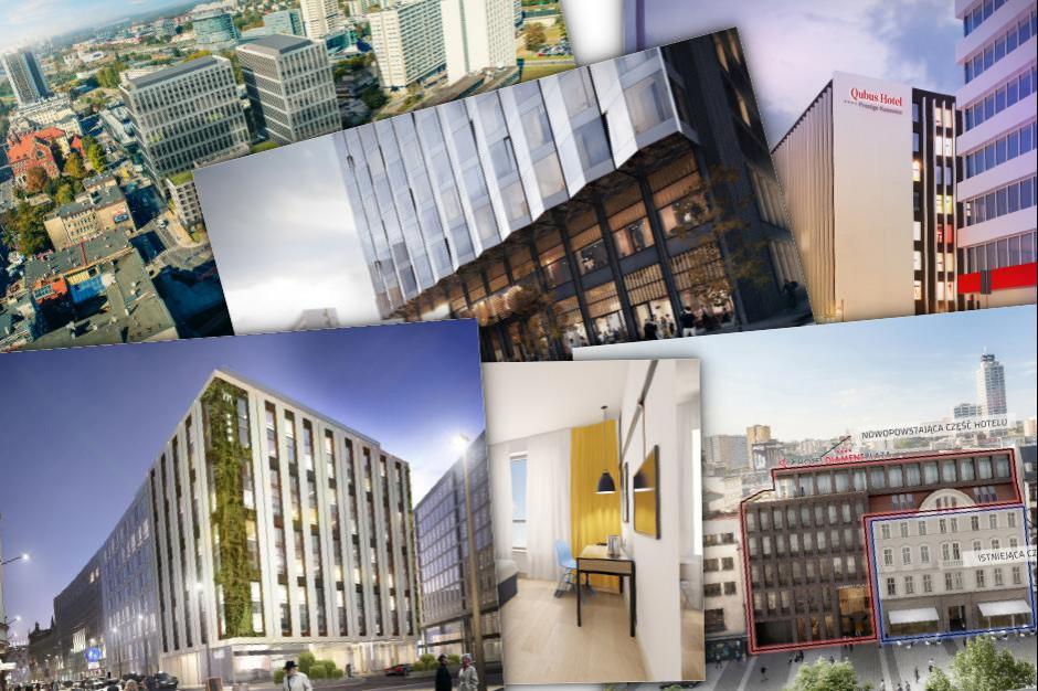 Globalne debiuty, lokalne powroty. Oto szczegóły nowych inwestycji hotelowych w Katowicach