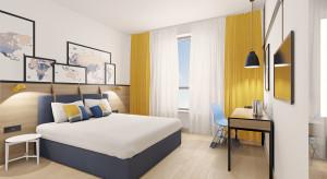 Koronawirus postawił pod znakiem zapytania budowę hotelu Louvre Hotels w Brynowie