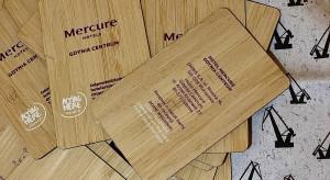 Hotel Mercure Gdynia Centrum postawił na biodegradowalne karty