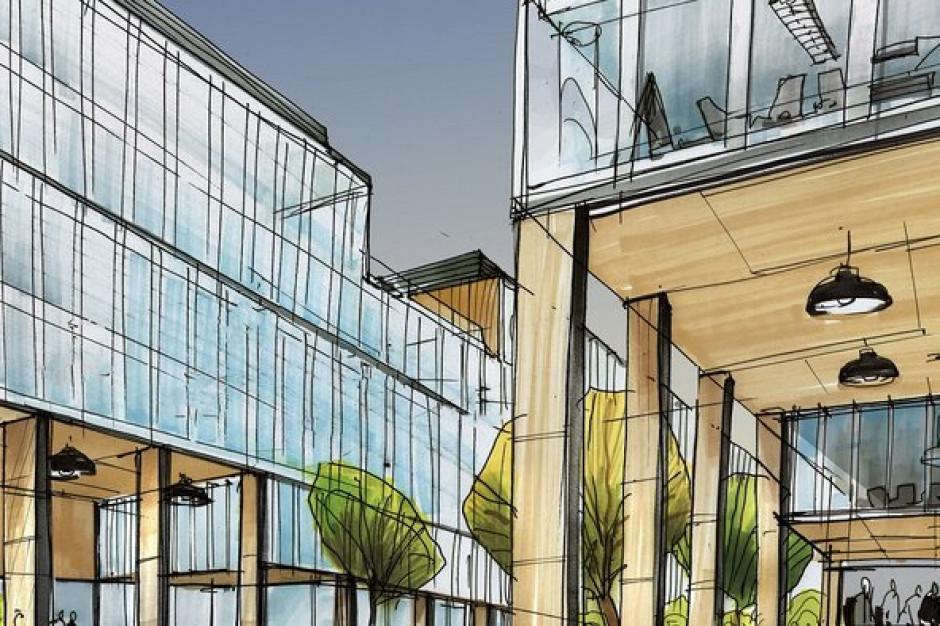 Yareal zbuduje kompleks biurowy przy Rondzie Daszyńskiego. Będzie większy niż planowano