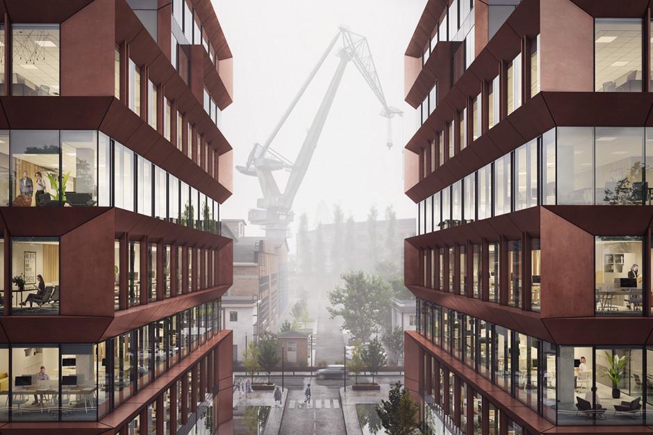 Palio Office Park z nowym planem zabudowy