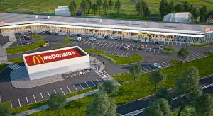 Atut i McDonald's wzbogacą handel i usługi w Wieliczce