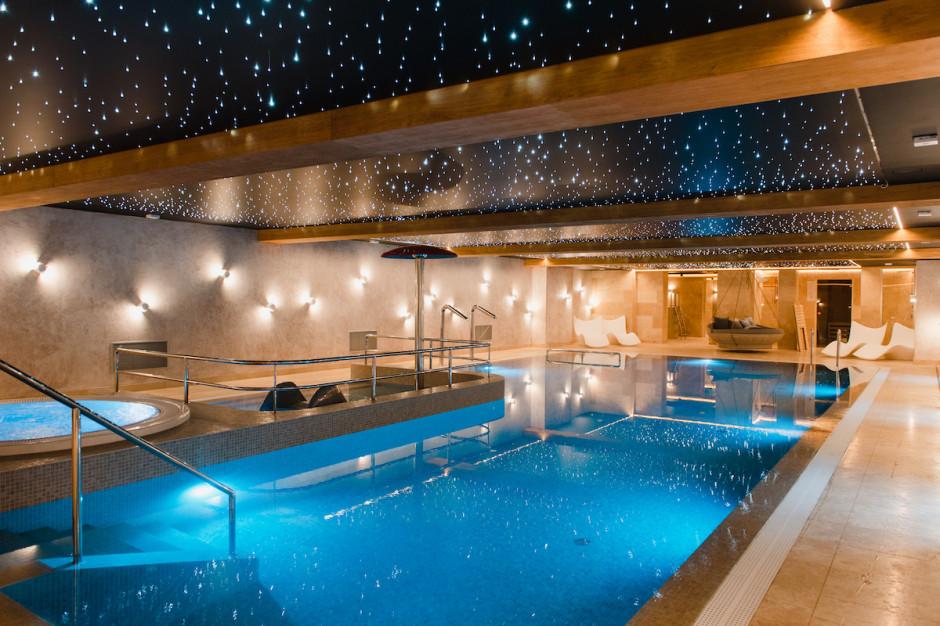 Best Western Plus Hotel Podklasztorze z nowoczesną strefą welness