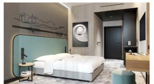 Przebudowa biurowca na hotel nabiera rozpędu. Bydgoski obiekt Focus Hotels coraz bliżej otwarcia