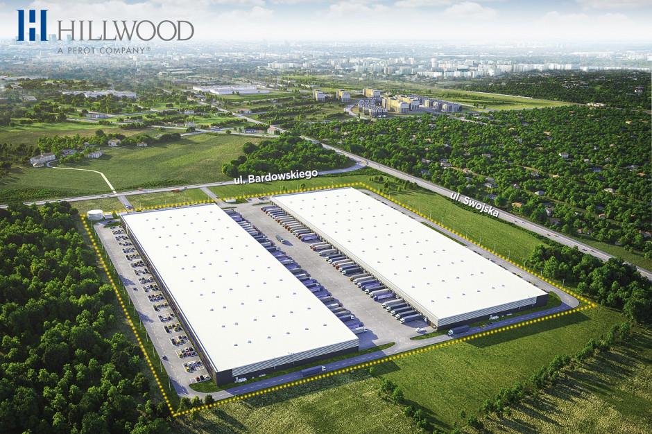 Hillwood buduje w Warszawie