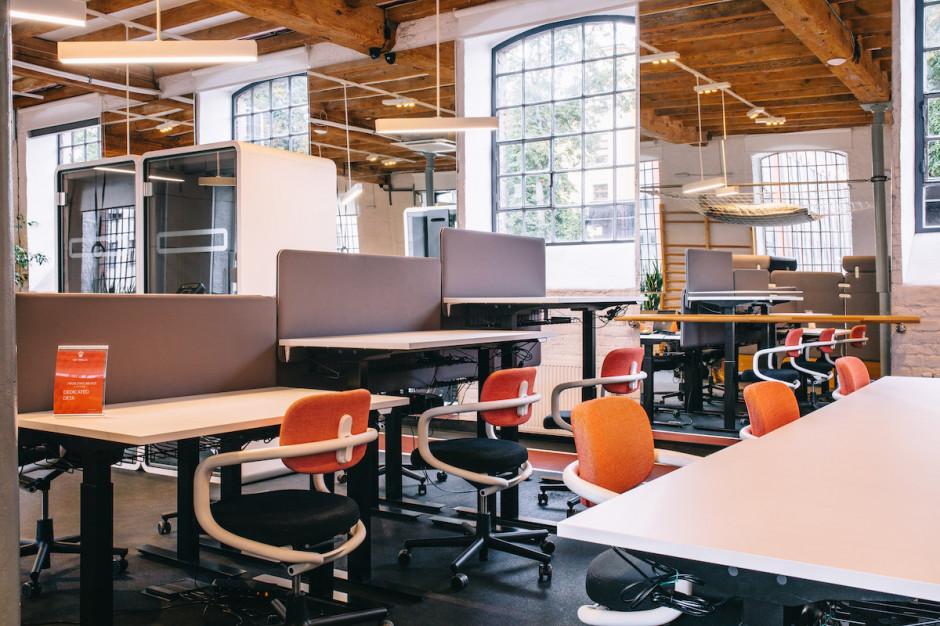 Tak zmienia się sposób korzystania z biur