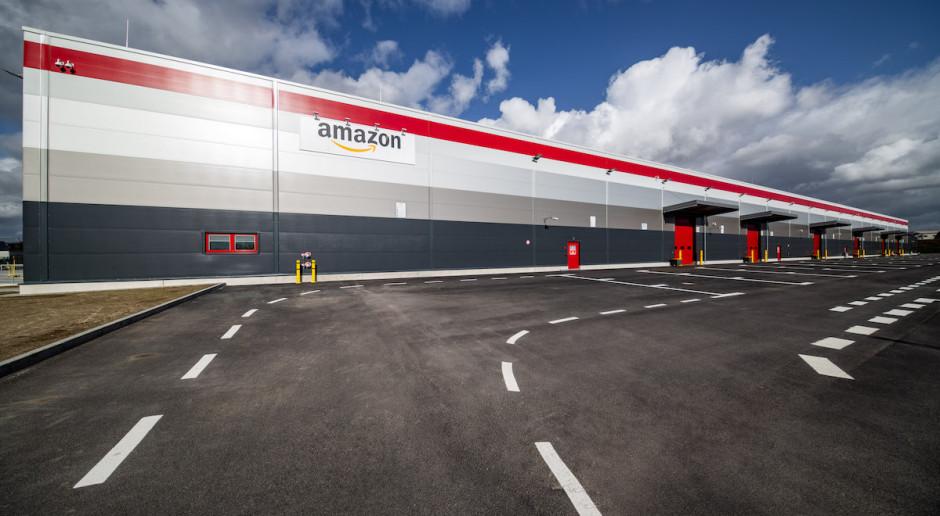 P3 Logistic Parks zbudowało miejski magazyn dla Amazona. To nie koniec wspólnych projektów