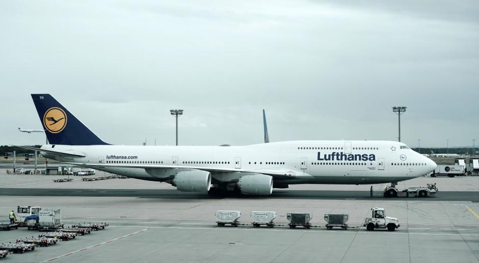 Szef Lufthansy: lotnictwo cywilne nie przetrwa bez pomocy państwa