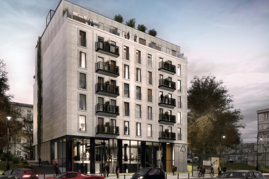 Aparthotel NDI Smolna z pozwoleniem na budowę