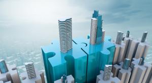 Biurowe place budowy. Powstaje 112 budynków