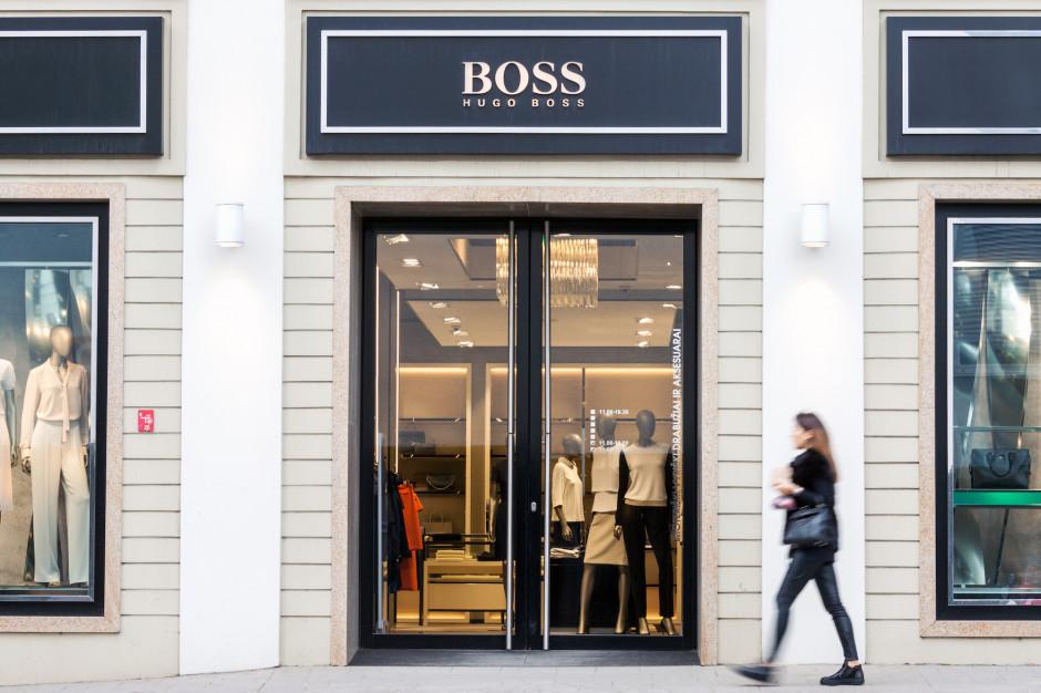 Prezes firmy Hugo Boss odchodzi. Spółka szuka następcy