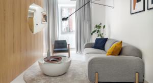 Tak urządzono małe mieszkanie na wynajem krótkoterminowy w Gdańsku