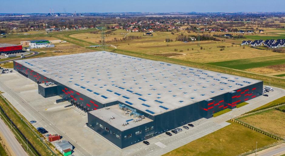 7R sprzedaje magazyn w ramach kompleksu logistycznego 7R Park Kraków