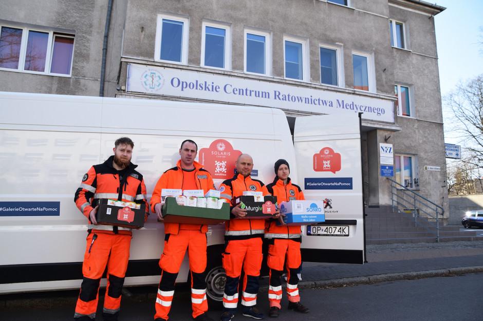 Karolinka i Solaris razem wspierają opolską służbę zdrowia