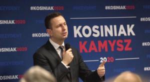 Kosiniak-Kamysz: Tekturowa tarcza nie zabezpieczy gospodarki przed armagedonem
