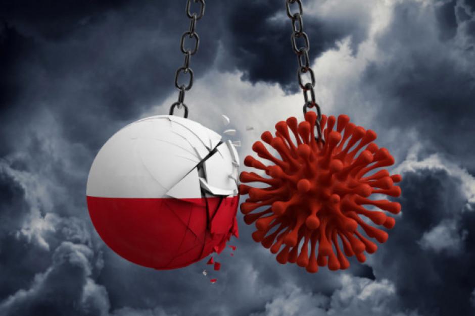Goldman Sachs przewiduje dla Polski w 2020 r. spadek PKB o 3,5 proc.