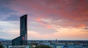 To będą najwyżej położone biura we Wrocławiu