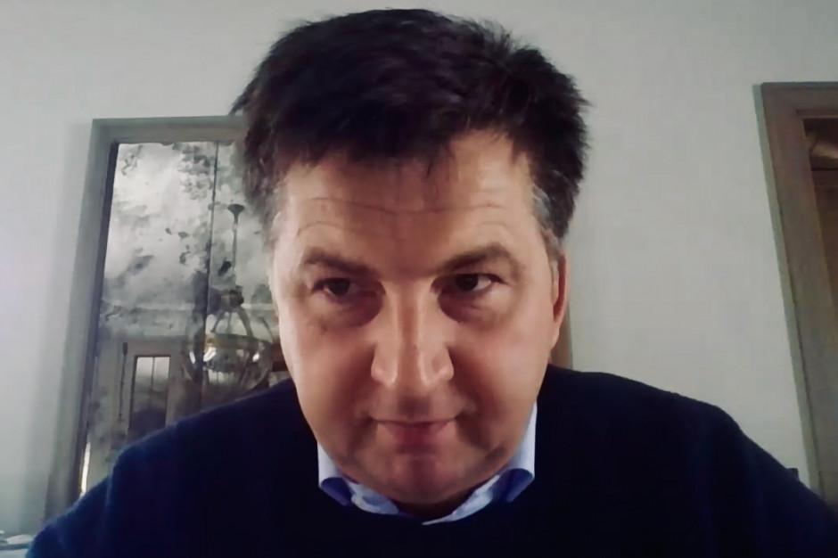 Dariusz Miłek: CCC nie będzie nosić krzyża, jakim jest pandemia