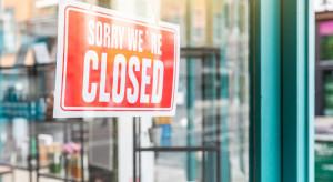 Ogromna luka konsumpcyjna efektem zamknięcia sklepów
