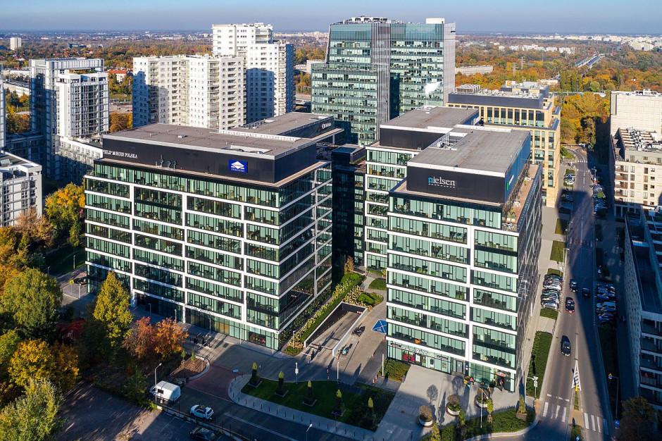 Gdański Business Center w komplecie