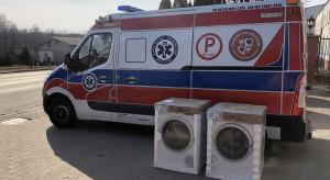 Bosch przekaże medykom setki urządzeń. W planach kolejne transporty