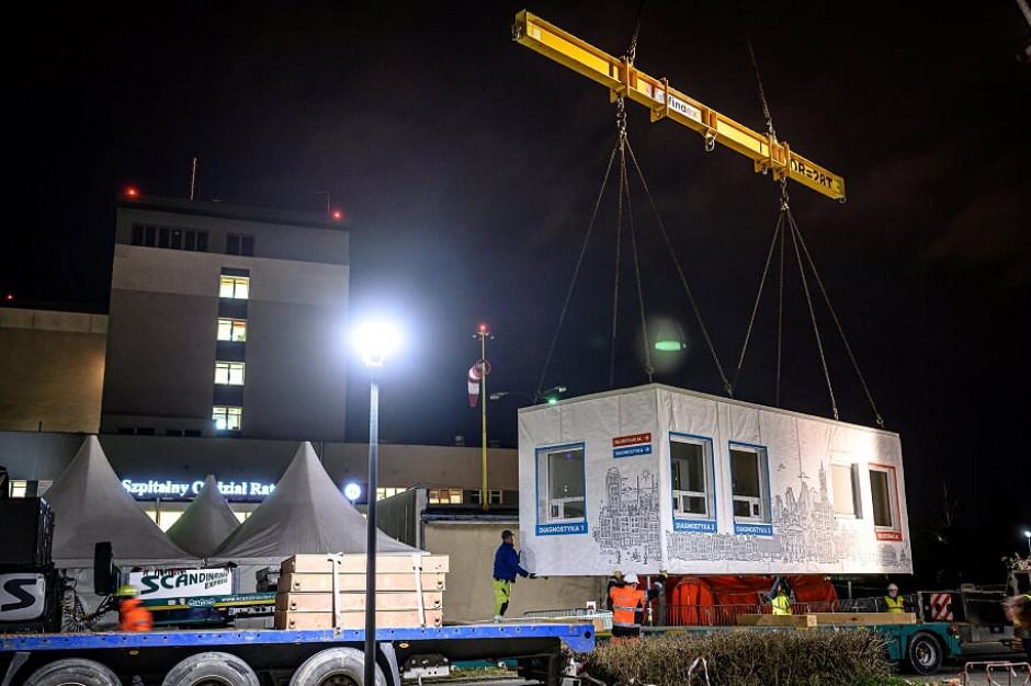 Olivia Business Centre sfinansowała przyszpitalny moduł diagnostyczny