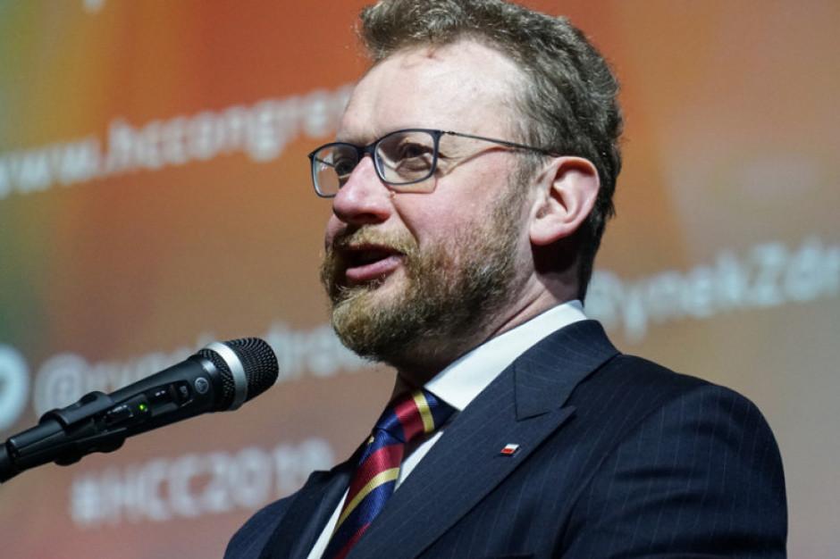 Łukasz Szumowski: powoli będziemy poluzowywać restrykcje w gospodarce